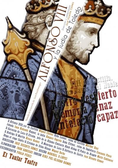 ALFONSO VIII Y LA JUDIA DE TOLEDO