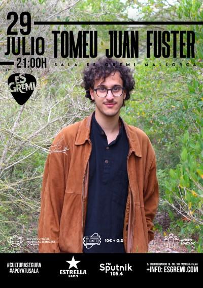 TOMEU JUAN FUSTER