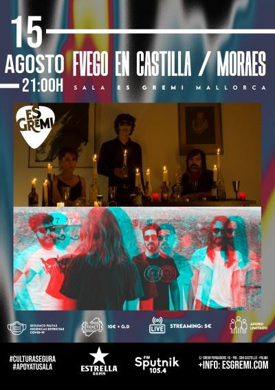 FVEGO EN CASTILLA + MORAES