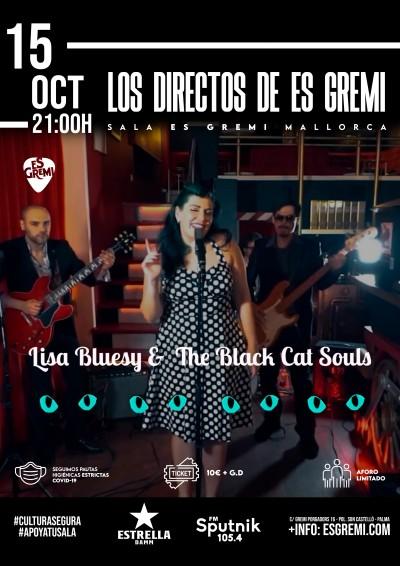 LISA BLUESY & THE BLACK CAT SOULS