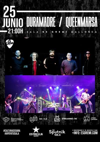 DURAMADRE / QUEENMARSA