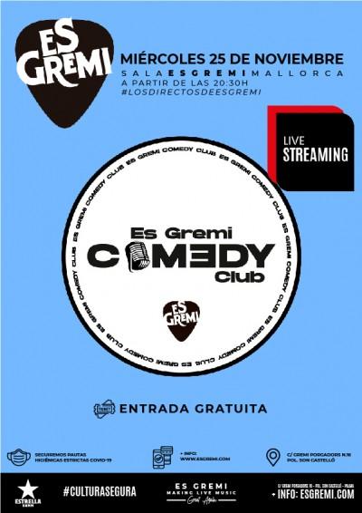 ES GREMI COMEDY CLUB