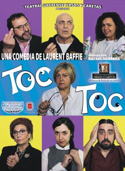 TOC TOC. XXVII MUESTRA DE TEATRO DE OTOÑO, 2021