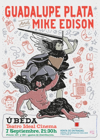 GUADALUPE PLATA & MIKE EDISON