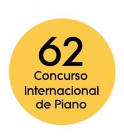 62 CONCURSO INTERNACIONAL DE PIANO. PRUEBA FINAL CON ORQUESTA.