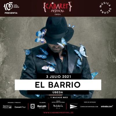 EL BARRIO. CABARET FESTIVAL UBEDA.