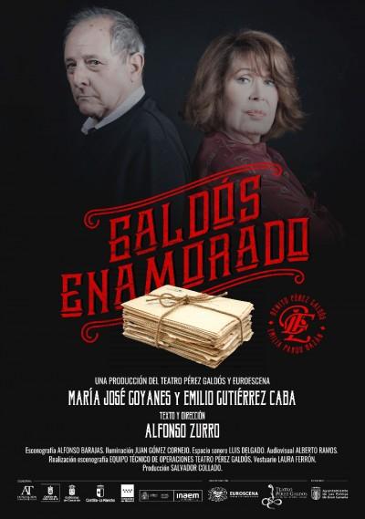 GALDOS ENAMORADO. XXVII MUESTRA DE TEATRO DE OTOÑO . UBEDA, 2021