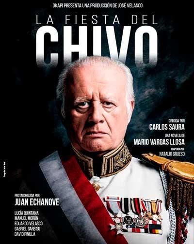 LA FIESTA DEL CHIVO. XXVII MUESTRA DE TEATRO DE OTOÑO DE UBEDA, 2021
