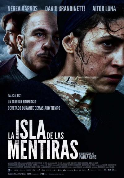 XX MUESTRA DE CINE ESPAÑOL INÉDITO EN JAEN. LA ISLA DE LAS MENTIRAS.