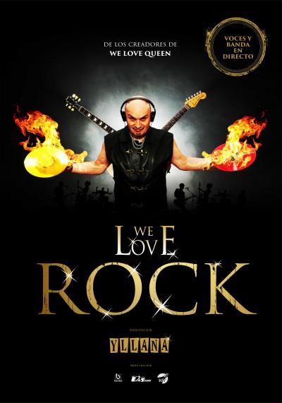 WE LOVE ROCK. XXVII MUESTRA DE TEATRO DE OTOÑO DE UBEDA, 2021