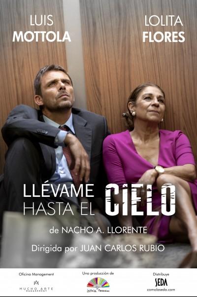 LLÉVAME HASTA EL CIELO. XXVII MUESTRA DE TEATRO DE OTOÑO DE UBEDA, 2021