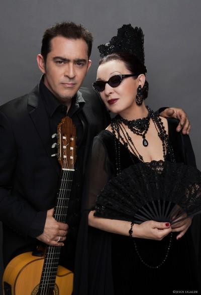 EL ENCUENTRO. MARTIRIO. Raul Rodriguez, guitarra. FESTIVAL DE UBEDA.